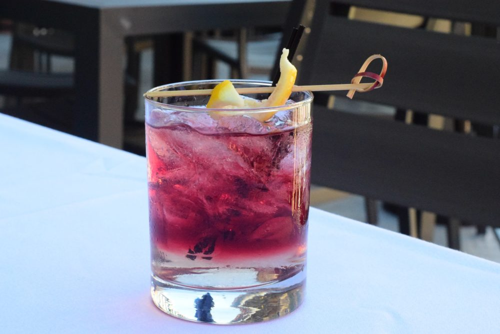 Placeholder Cocktail from Trinity Restaurant in New Orleans