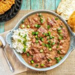 Best. Red Beans. And rice. Ever.