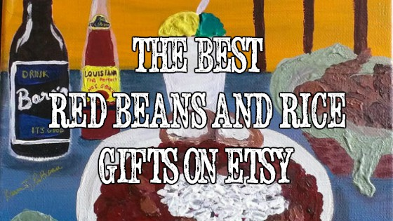 Best Red Beans and Rice Gifts on Etsy