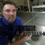 AL SUNSERI: How Do You Red Bean?