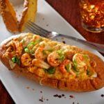 Semolina's Crawfish Bread