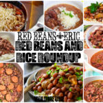 Red Beans and Rice Recipe Roundup - Volume 1