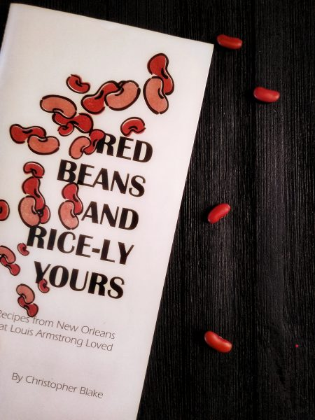 Red Beans and Rice-ly Yours cookbook by Christopher Blake