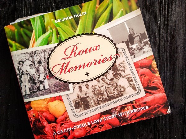 The cookbook ROUX MEMORIES by Belinda Hulin