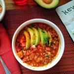 Taco Chili con Carne Recipe